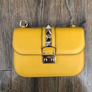 Valentino Glamlock Rockstud Small Bag
